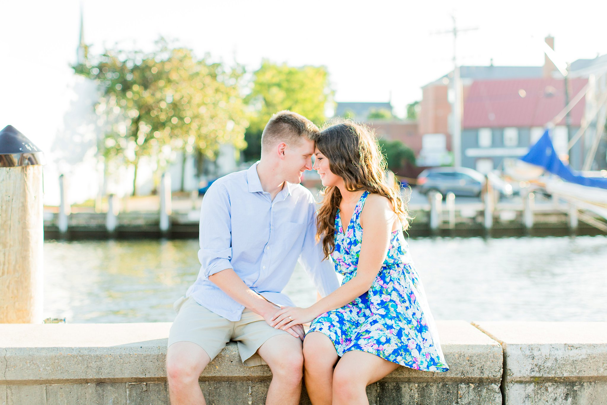 Downtown Annapolis Engagement Photos Maryland Wedding Photographer Megan Kelsey Photography Sam & Angela-110.jpg