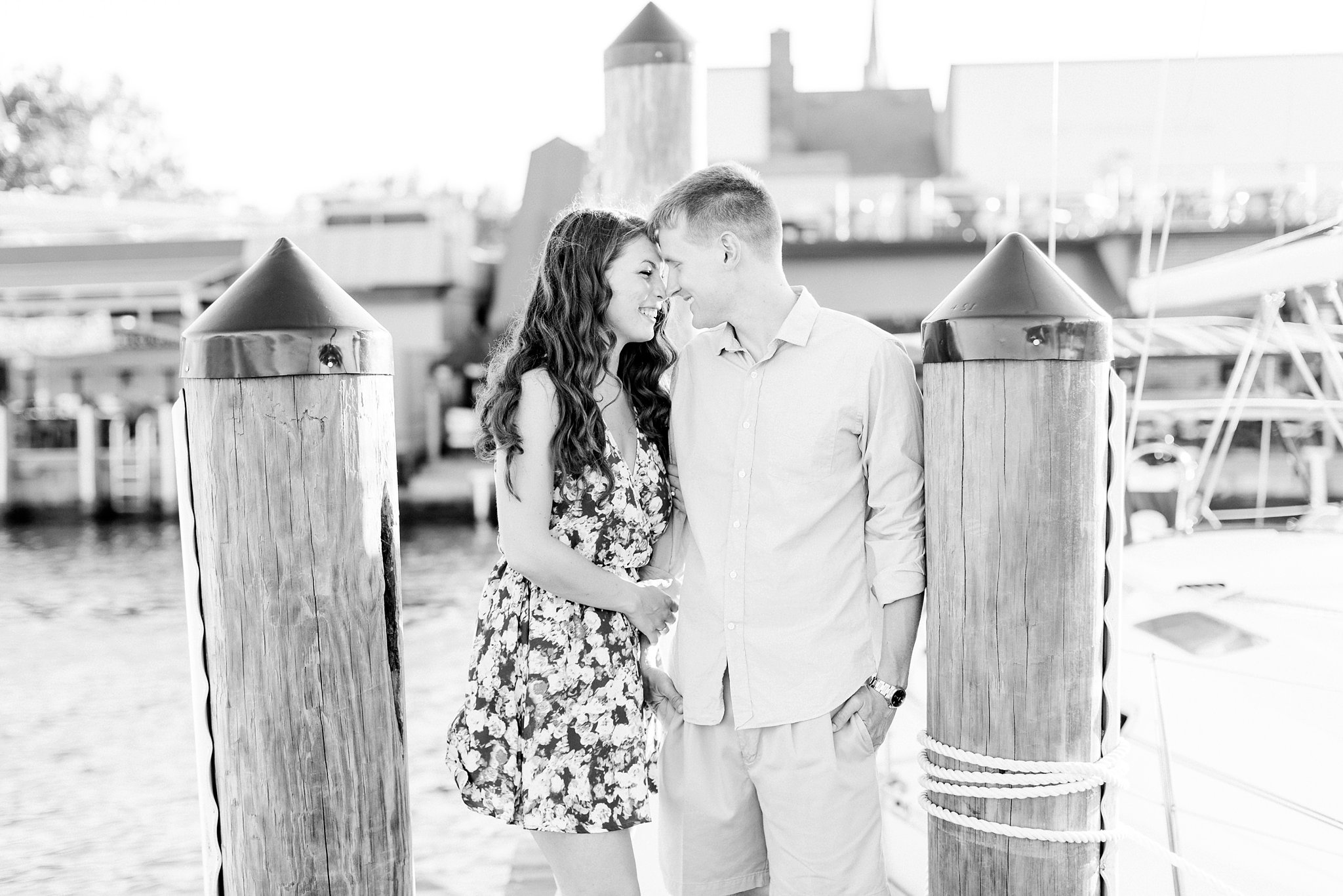 Downtown Annapolis Engagement Photos Maryland Wedding Photographer Megan Kelsey Photography Sam & Angela-138.jpg