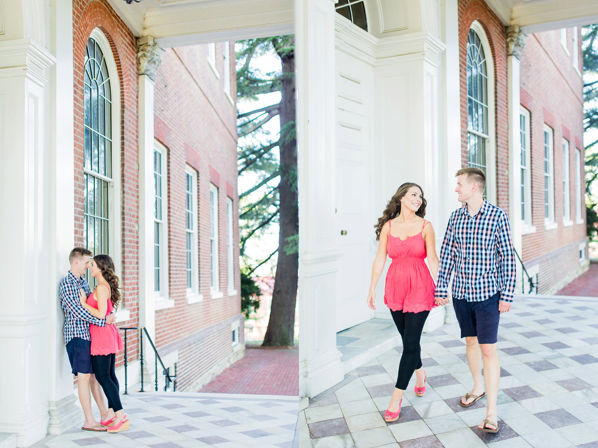 Downtown Annapolis Engagement Photos Maryland Wedding Photographer Megan Kelsey Photography Sam & Angela-37.jpg